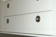 Flurschrank - weiß lackiert