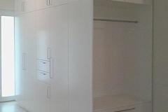 Garderobe - weiß lackiert