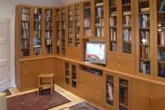 Bücherregal - Kirschbaum