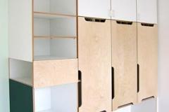 Matratzenschrank (Kindergarten)