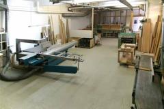 Tischlerei-Werkstatt